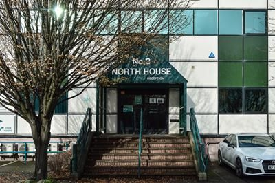 Thumbnail Office to let in North House, 1st Floor, Bond Avenue, Mount Farm, Milton Keynes