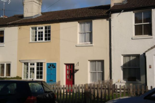 Thumbnail Terraced house to rent in Golding Road, Sevenoaks, Kent