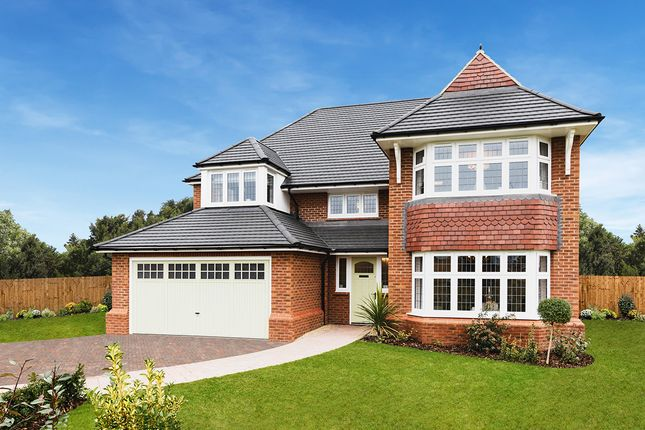 "Thumbnail Detached house for sale in ""Richmond"" at Royston Road, Buntingford"