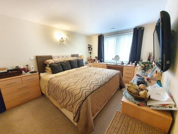 Master Bedroom of Brook Court, Bradley Stoke, Bristol, Gloucestershire BS32