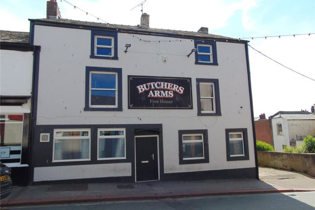 Terraced house for sale in The Butchers Arms, 95 Crosby Street, Maryport, Cumbria