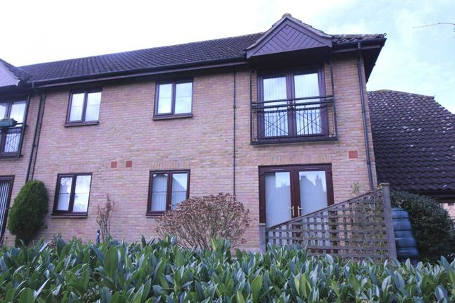 Thumbnail Flat to rent in Kingfisher Lodge, Great Baddow