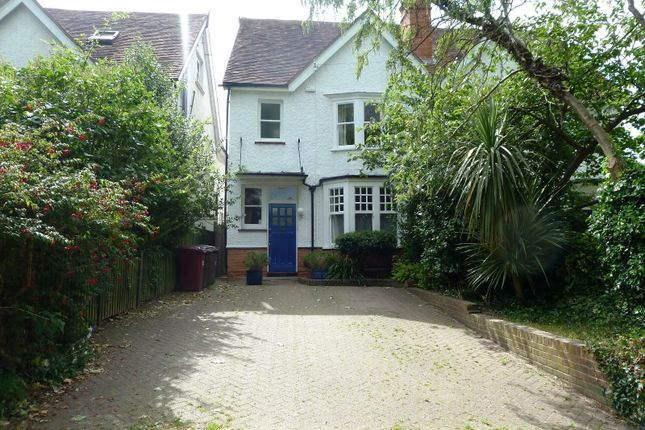 Thumbnail Semi-detached house to rent in Kendrick Road, Reading