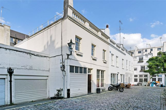 Thumbnail Mews house for sale in Sussex Mews West, London