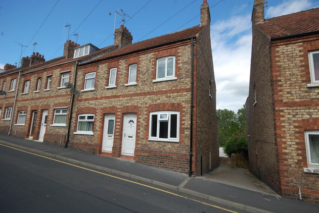 Thumbnail End terrace house to rent in 11 Wentworth Street, Malton