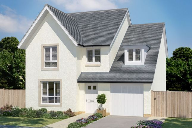 """Thumbnail Detached house for sale in """"Drummond"""" at Corseduick Road, Newmachar, Aberdeen"""