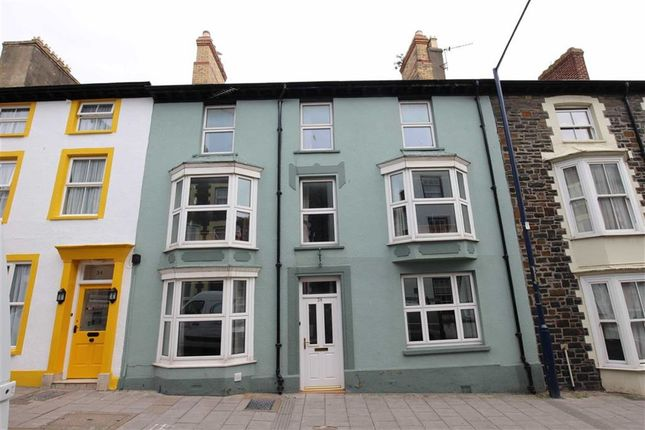 Thumbnail Town house for sale in Bridge Street, Aberystwyth