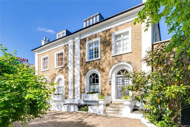 Thumbnail Terraced house for sale in Castelnau, Barnes, London