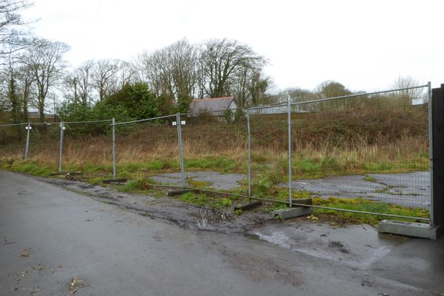 Land for sale in Land Se Of Withybush Lodge, Withybush Road, Haverfordwest SA62