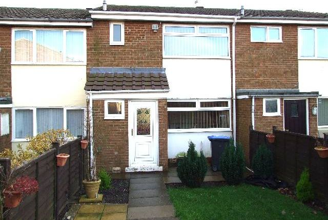 Thumbnail Property to rent in Shakespeare Close, Stanley, Co. Durham