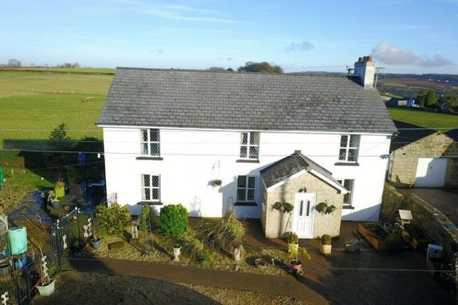 Thumbnail Detached house for sale in Hillersland Lane, Coleford