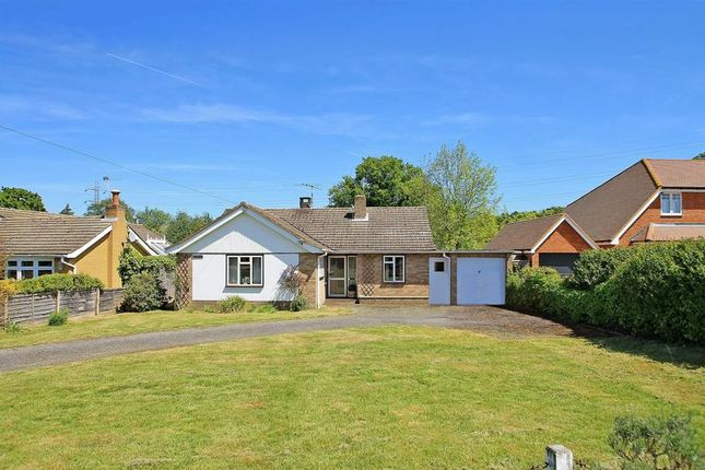 Thumbnail Detached bungalow for sale in Send Marsh Road, Ripley, Woking