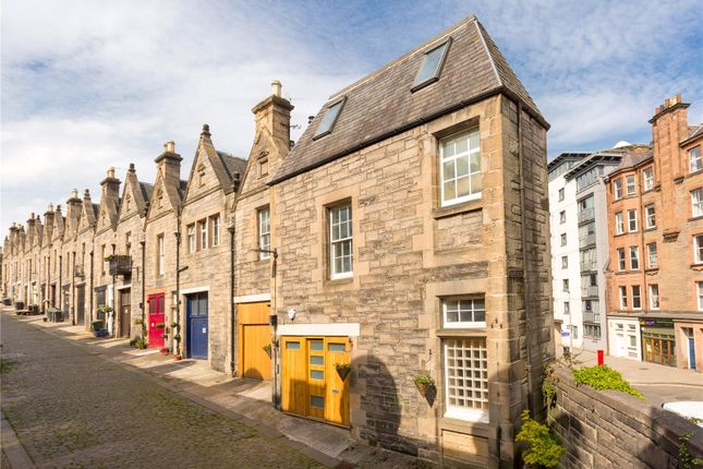Thumbnail Mews house for sale in Rothesay Mews, West End, Edinburgh