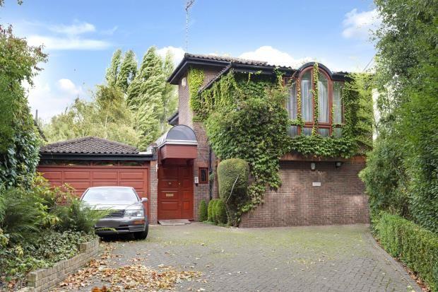 Thumbnail Detached house for sale in Keats Grove, Hampstead Village, London