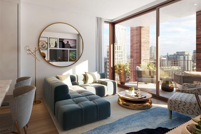 2 bed flat for sale in The Arc, City Road EC1V