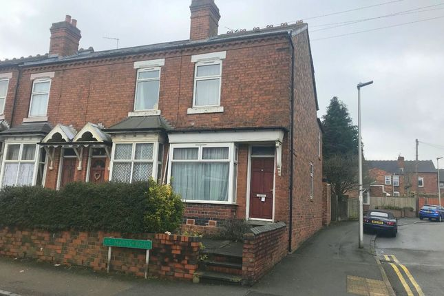 2 bed terraced house to rent in St. Marys Road, Bearwood, Smethwick