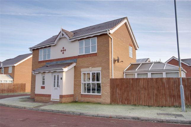 3 bed detached house to rent in Chaldron Way, Eaglescliffe, Stockton-On-Tees TS16