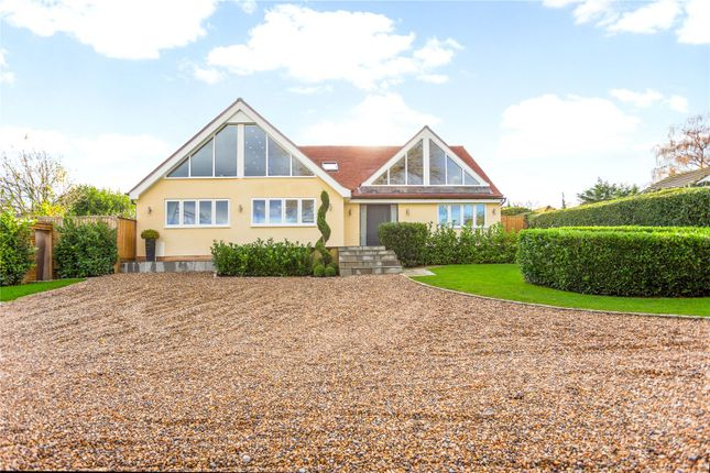 5 bed detached house for sale in Hill Bottom, Whitchurch Hill, Reading RG8