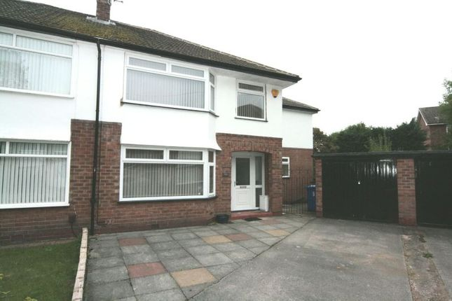 Thumbnail Semi-detached house to rent in Winston Close, Sale