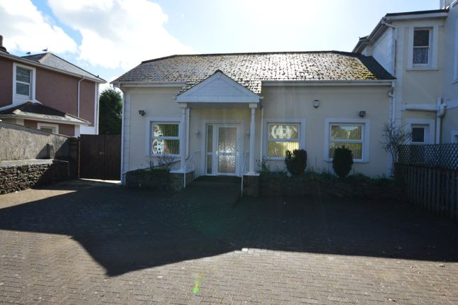 Thumbnail Semi-detached house for sale in Cary Park, Torquay