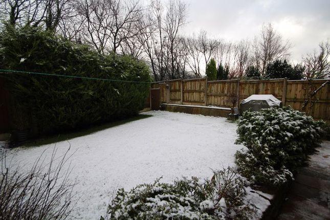Rear Garden of Shottwood Fold, Littleborough OL15
