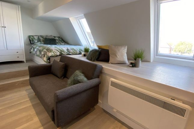 Thumbnail Flat to rent in Westgate Garden Flats, St. Peters Place, Canterbury