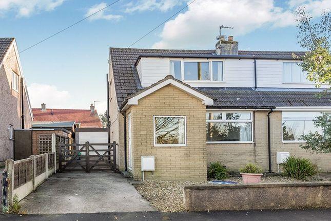 Thumbnail Semi-detached house for sale in Lancaster Road, Cabus, Preston