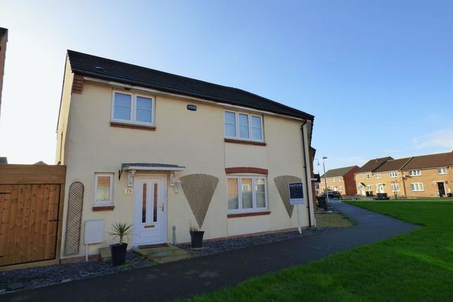 Thumbnail End terrace house for sale in Willow Close, St Georges, Weston-Super-Mare