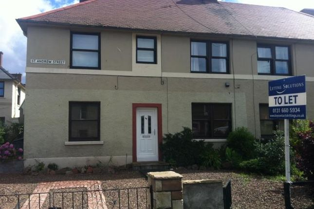 Thumbnail Flat to rent in St. Andrew Street, Dalkeith