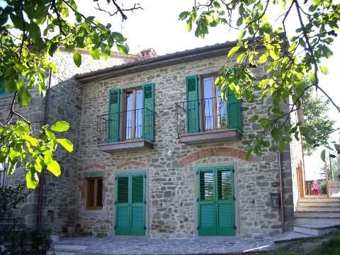 3 bed property for sale in Restored Barn, Caprese Michelangelo, Tuscany