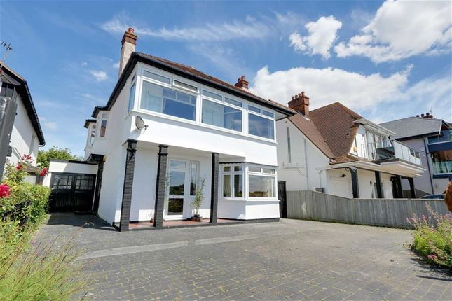 Thumbnail Detached house for sale in Chalkwell Esplanade, Westcliff On Sea, Essex