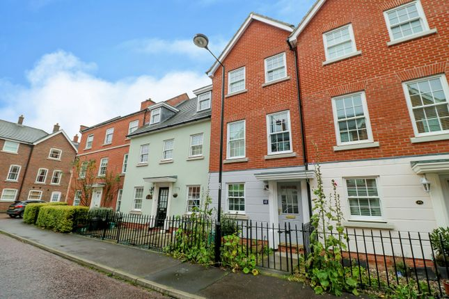 Thumbnail Town house for sale in Admirals Walk, Wivenhoe, Colchester