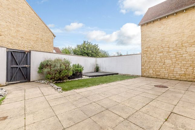 Rear Garden of St Lawrence Road, South Hinksey, Oxford OX1