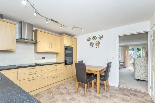 Thumbnail Flat for sale in Winterburn Gardens, Whetstone, Leicester