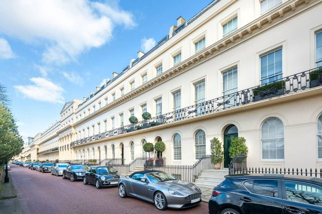 Thumbnail Property for sale in Chester Terrace, Regent's Park