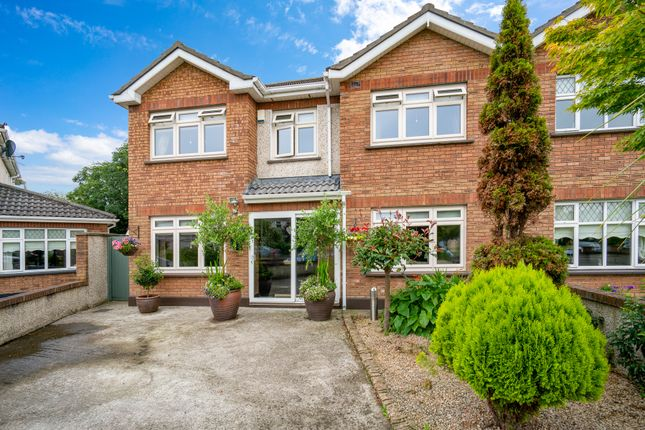 Thumbnail Semi-detached house for sale in 148 Aylmer Park, Naas, Kildare County, Leinster, Ireland