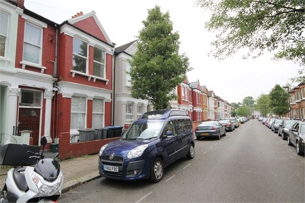 Thumbnail Terraced house for sale in Priory Park Road, London