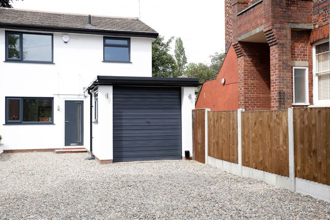 Thumbnail Semi-detached house for sale in The Precinct, Castle Street, Edgeley, Stockport