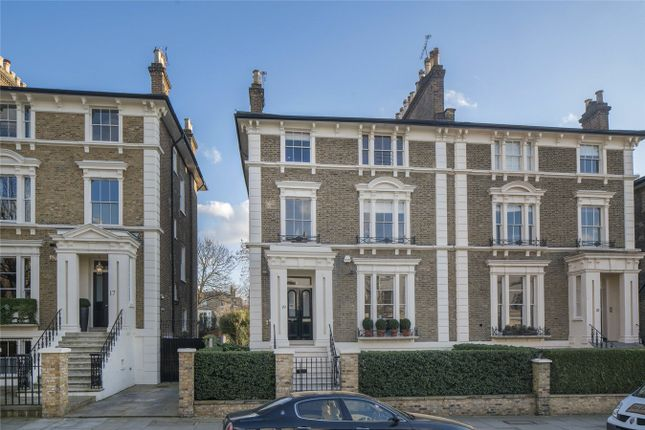 Thumbnail Semi-detached house for sale in Carlton Hill, St John's Wood, London