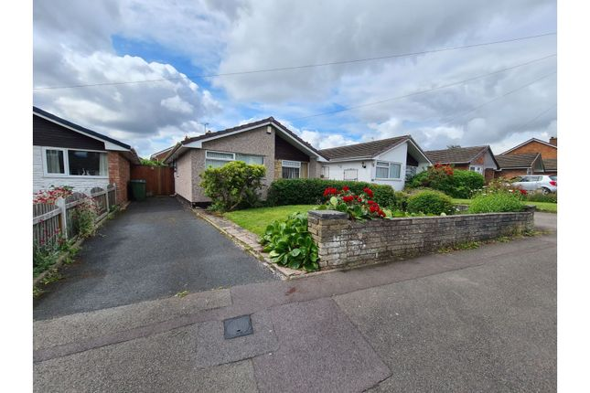 Thumbnail Detached bungalow for sale in Lilac Lane, Walsall