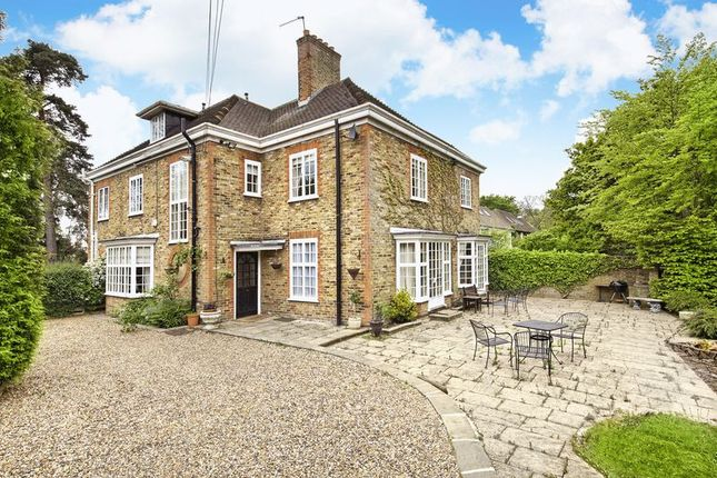 Thumbnail Semi-detached house for sale in The Ridgeway, Cuffley, Herts