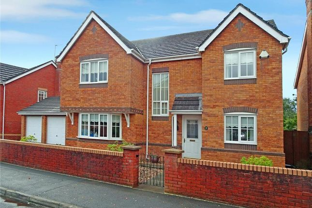 Thumbnail Detached house for sale in Pant Y Rhedyn, Margam Village, Port Talbot