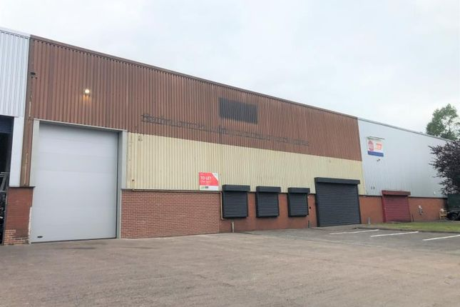 Thumbnail Industrial to let in Unit 14 Etruria Trading Estate, Etruria Way, Newcastle Under Lyme