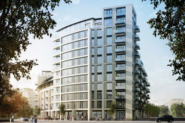 Thumbnail Flat for sale in Harbour Avenue, Chelsea