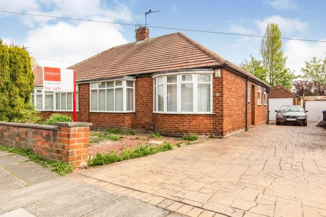 Thumbnail Bungalow for sale in Hebron Road, Linthorpe, Middlesbrough
