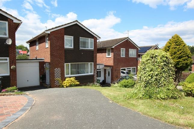 Thumbnail Detached house for sale in Azalea Close, Cardiff