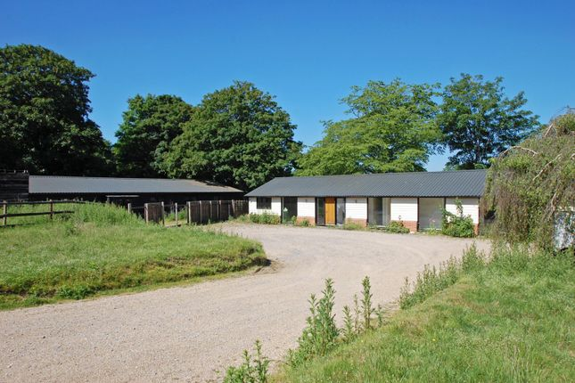 Thumbnail Barn conversion for sale in Jordans Lodge, Jordans Lane, Jordans, Buckinghamshire