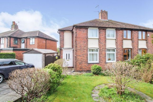 3 bed semi-detached house for sale in Hillswood Avenue, Leek ST13