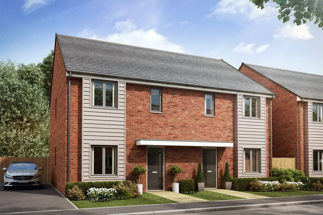 """Thumbnail Semi-detached house for sale in """"London C1 """" at Mill Road, Aveley, South Ockendon"""