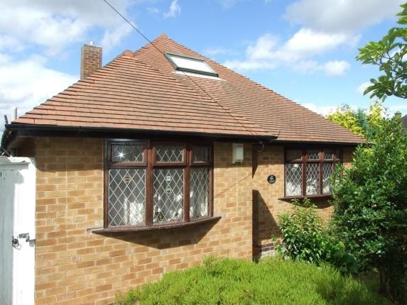 Thumbnail Bungalow for sale in Covert Crescent, Radcliffe-On-Trent, Nottingham